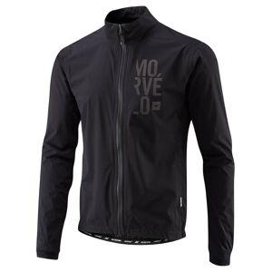 Morvelo Stealth Hydrologic Road Rain Jacket - Black - M - Black