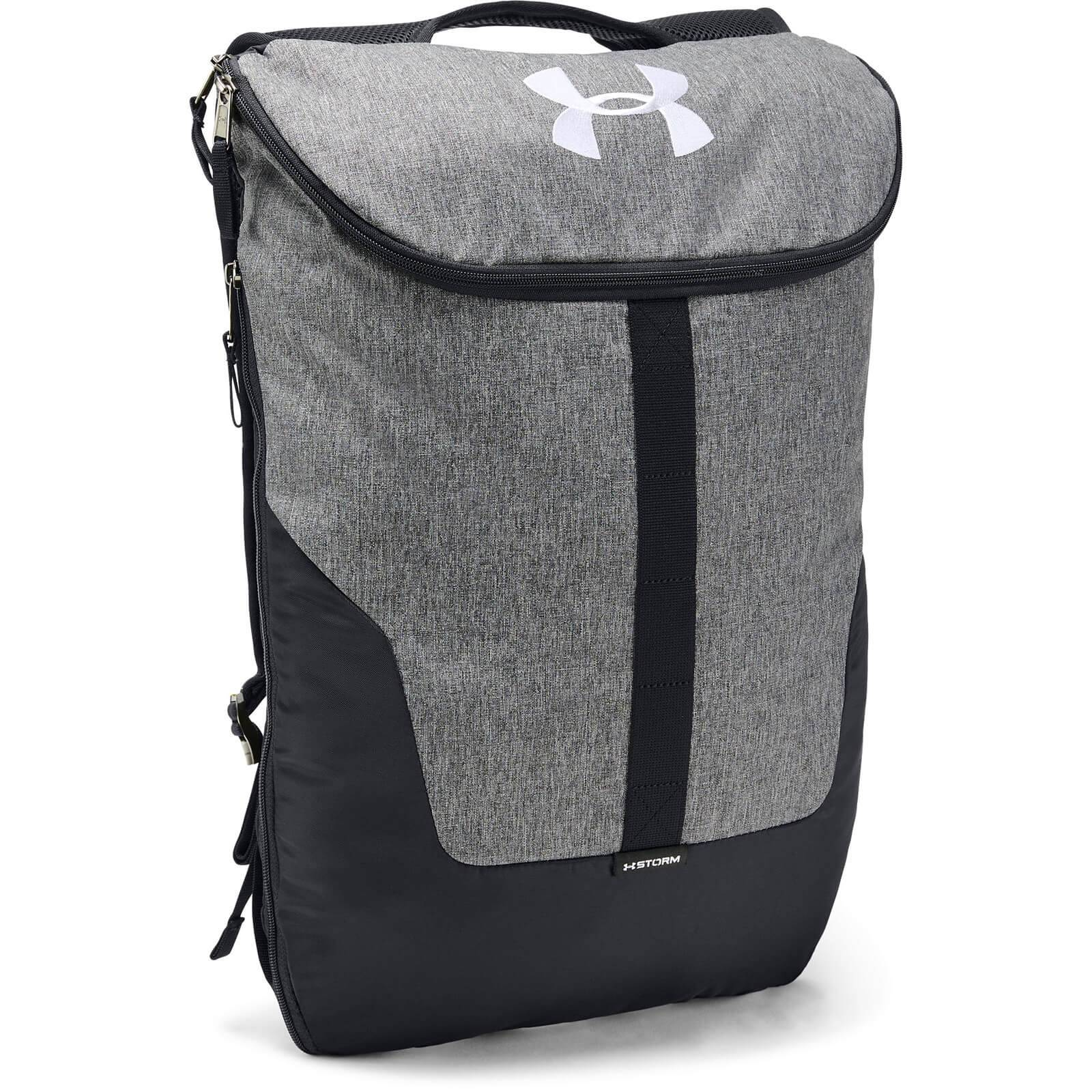 Under Armour Expandable Sackpack - Grey