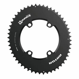 Rotor Aero Q Rings Outer Chainring - 52T