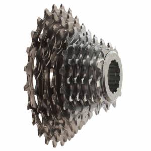 Campagnolo Record 10 Speed Ultra-Drive Cassette - Silver  - 13-26T