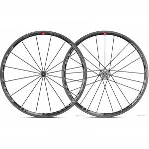 Fulcrum Racing Zero C17 Carbon Wheelset - Dark Logo - Shimano