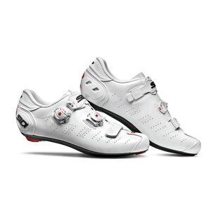 Sidi Ergo 5 Road Shoes - White/White - EU 45 - White/White