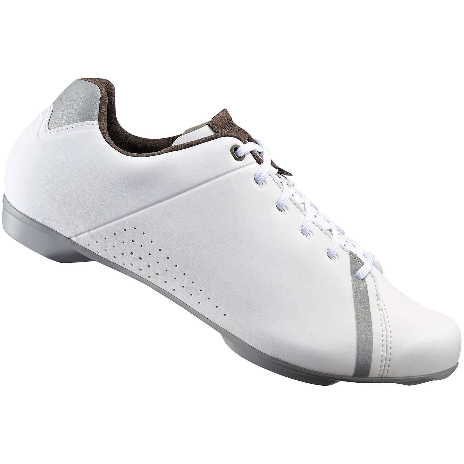 Shimano RT4 SPD Touring Shoes - White - EU 41 - White