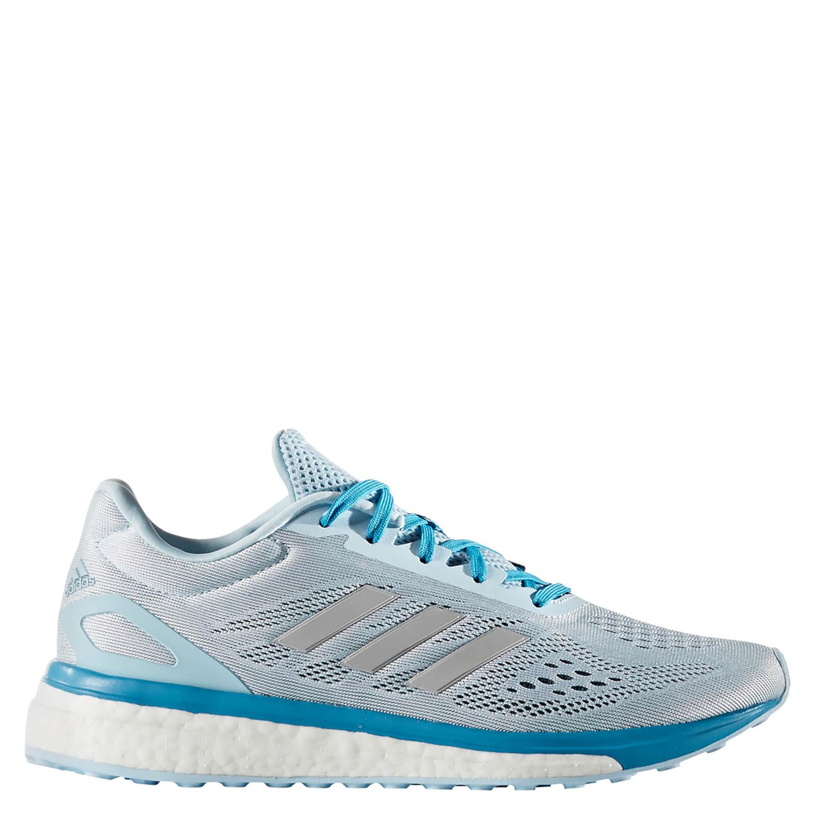 adidas Women's Response LT Running Shoes - Ice Blue/Silver - US 7/UK 5.5 - Blue