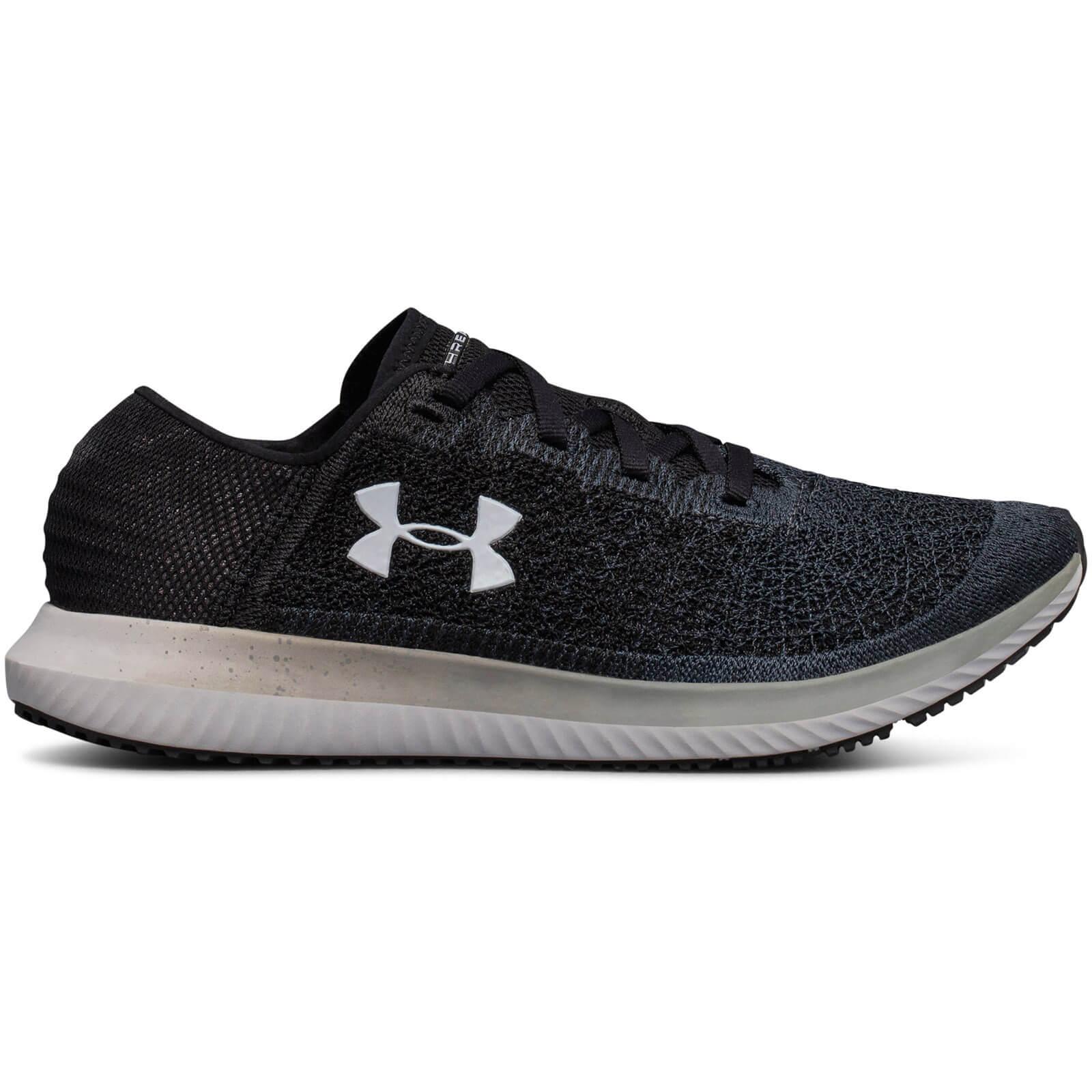 Under Armour Women's Threadborne Blur Running Shoes - Black - US 9/UK 6.5 - Black