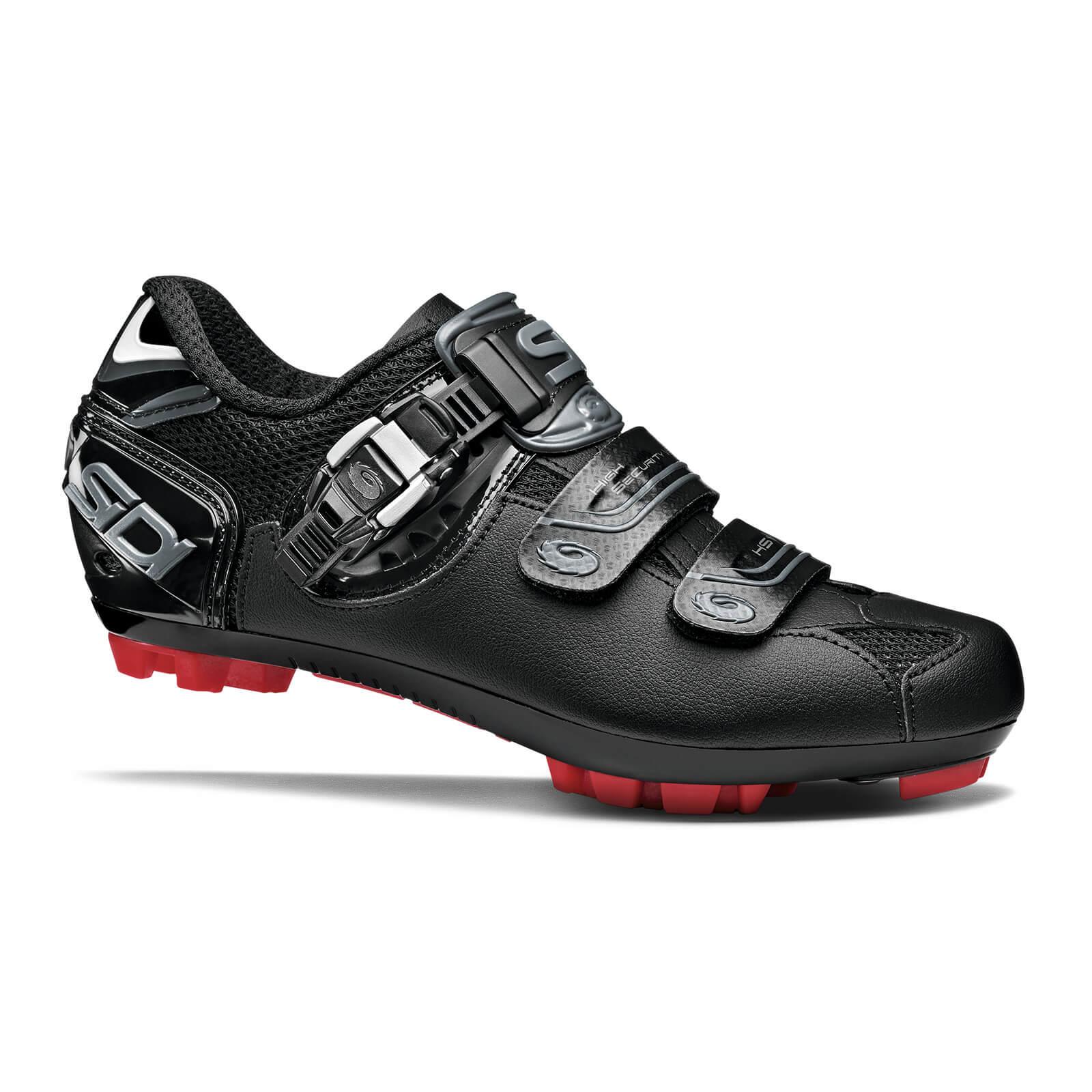 Sidi Women's Eagle 7 SR MTB Shoes - Shadow Black - EU 41 - Shadow Black