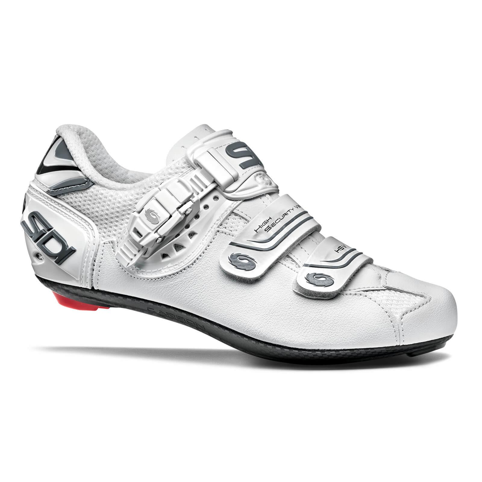 Sidi Women's Genius 7 Road Shoes - Shadow White - EU 43 - Shadow White
