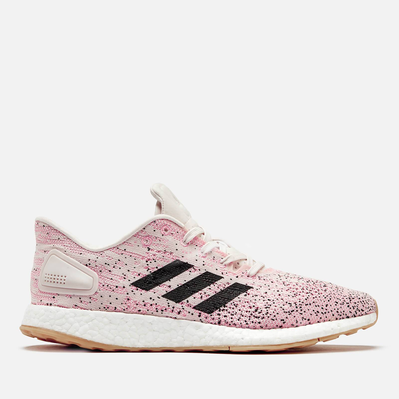 adidas Women's Pure Boost DPR Trainers - True Pink - UK 4 - Pink