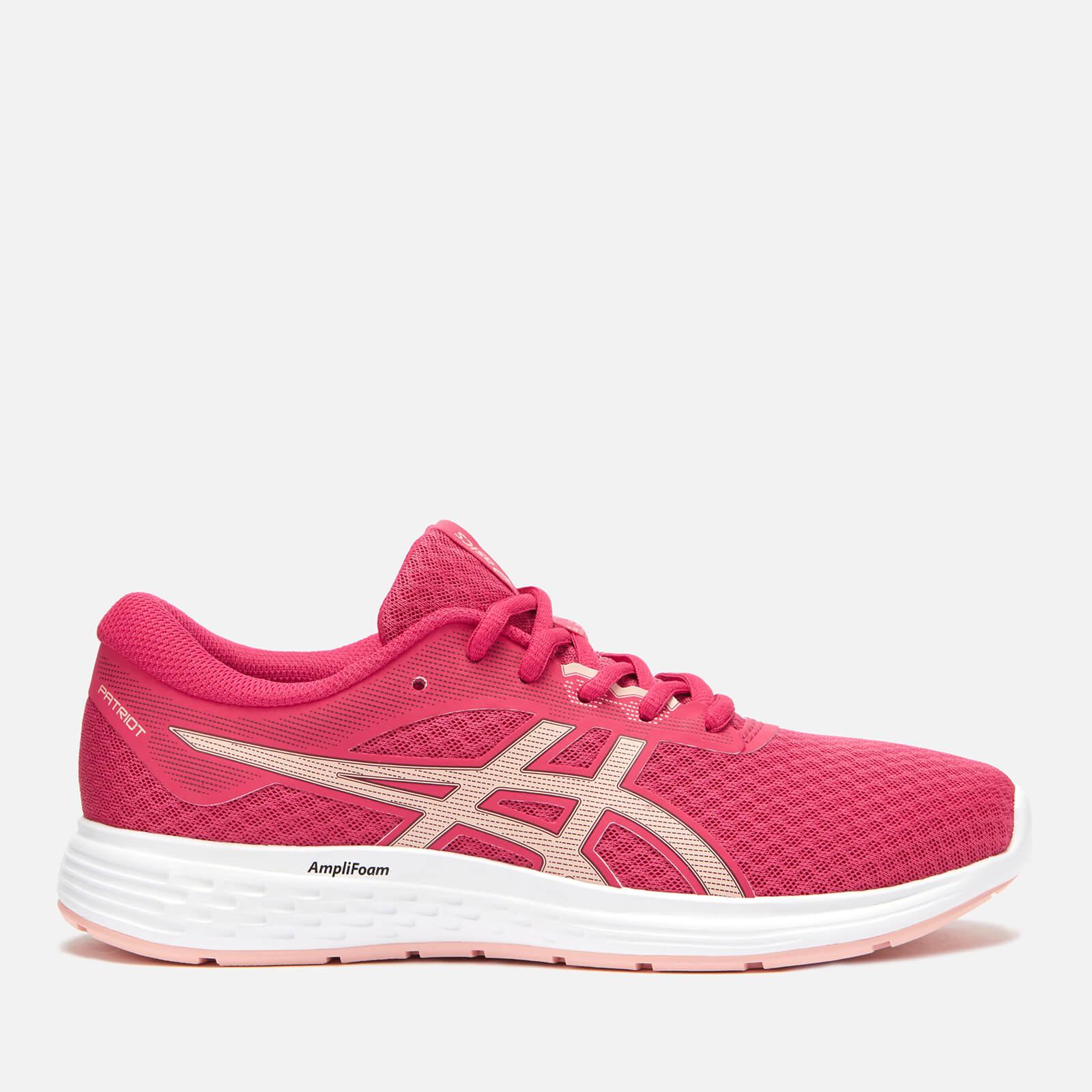 Asics Women's Running Patriot 11 Trainers - Rose Petal/Breeze - UK 7 - Pink