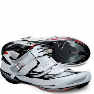 Shimano Wr83 Spd-Sl Cycling Shoes - White - 36 - White