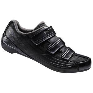 Shimano RP2 SPD-SL Cycling Shoes - Black - EUR 37 - Black