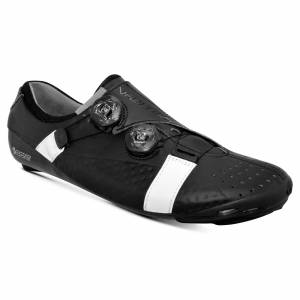 Bont Vaypor S Road Shoes - EU 41 - Standard Fit - Black/White