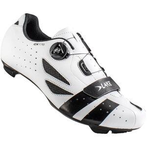 Lake CX176 Road Shoes - White/Black - EU 42
