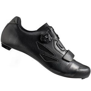 Lake CX218 Carbon Road Shoes - Black/Grey - EU 41 - Black/Grey