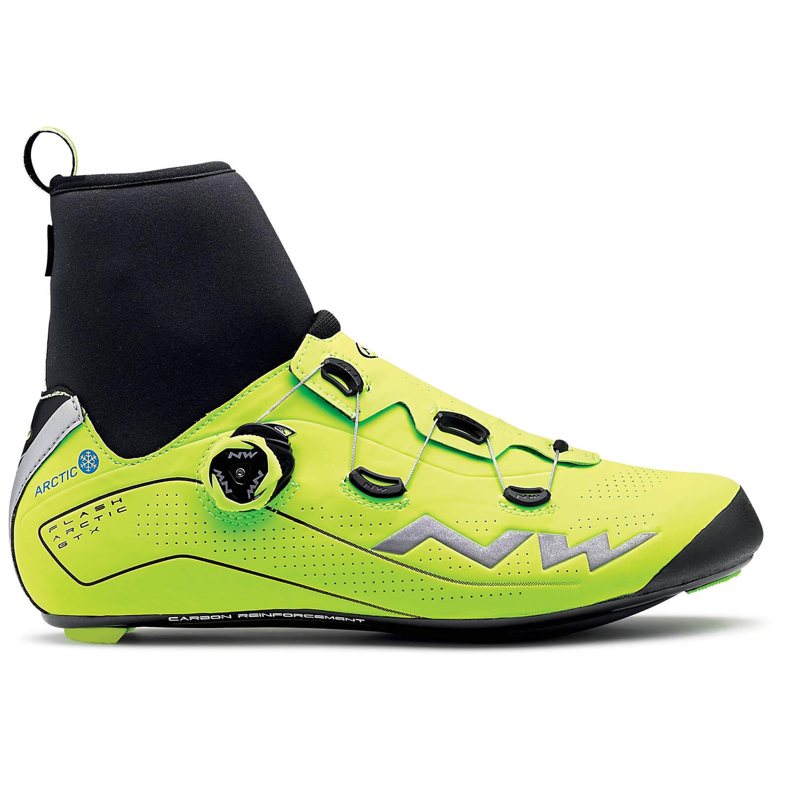 Northwave Flash Arctic Winter Boots - Yellow - EU 45 - Yellow