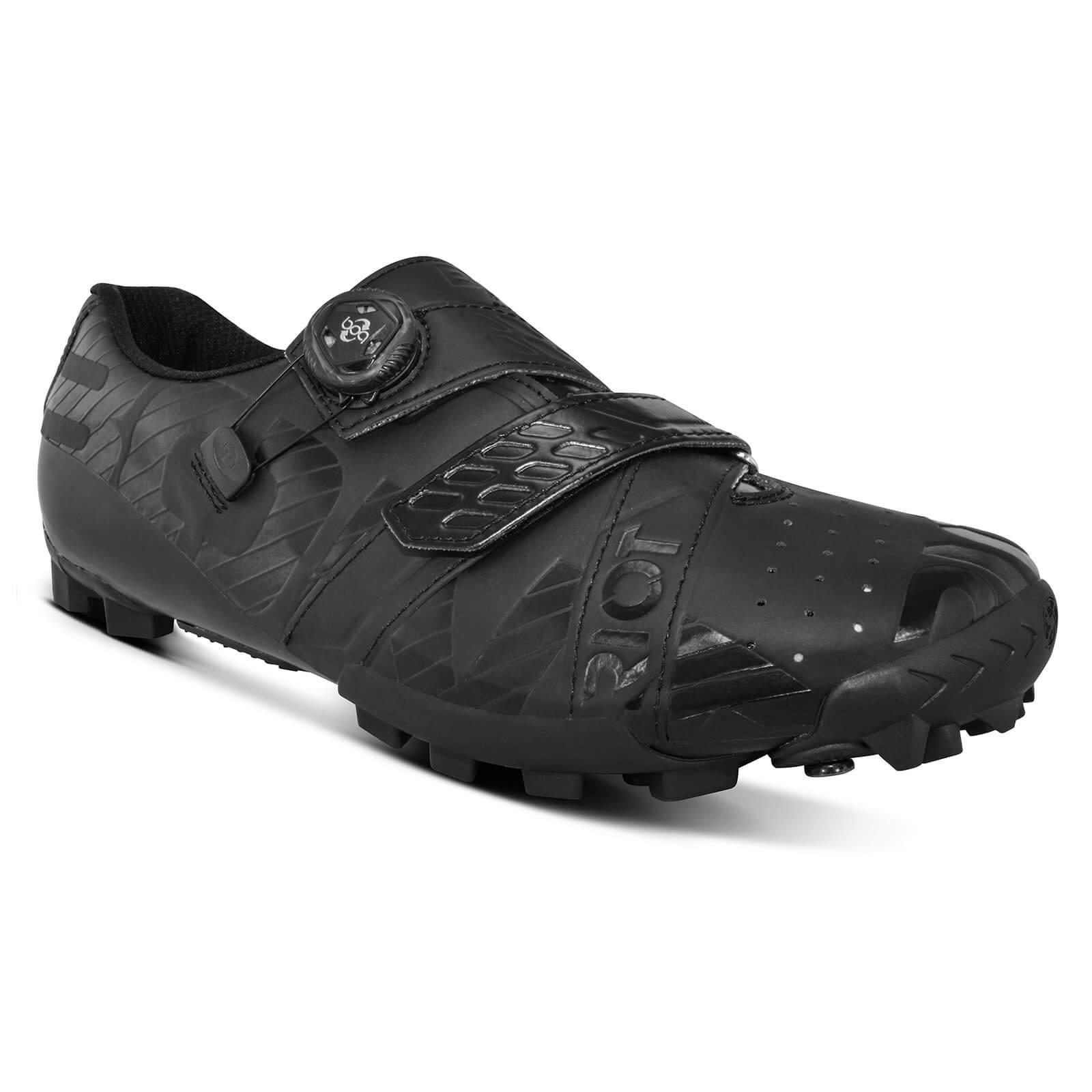 Bont Riot+ MTB Shoes - EU 47 - Black