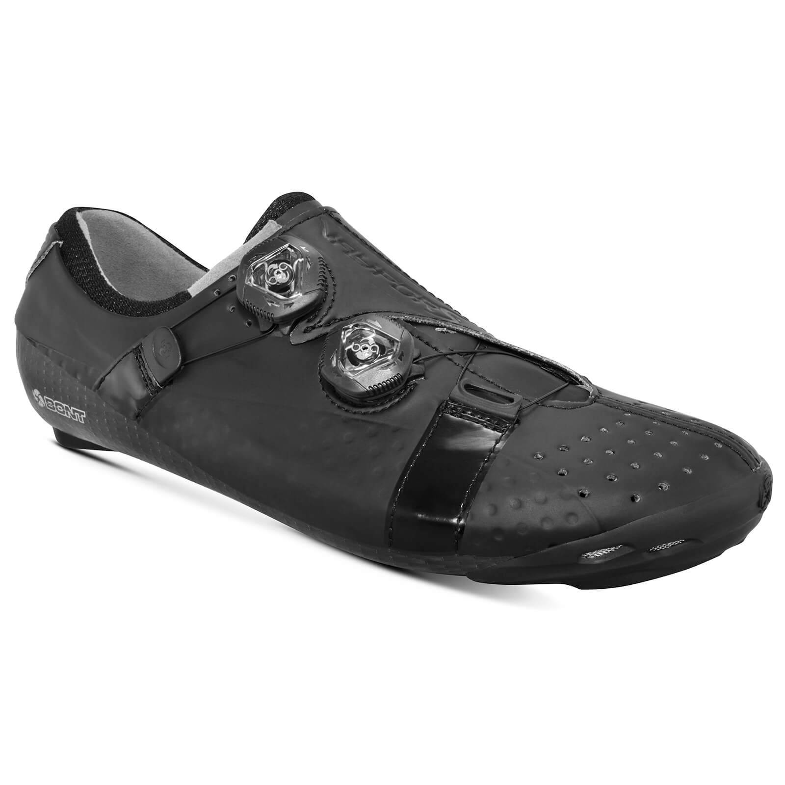 Bont Vaypor S Road Shoes - EU 45 - Standard Fit - Black