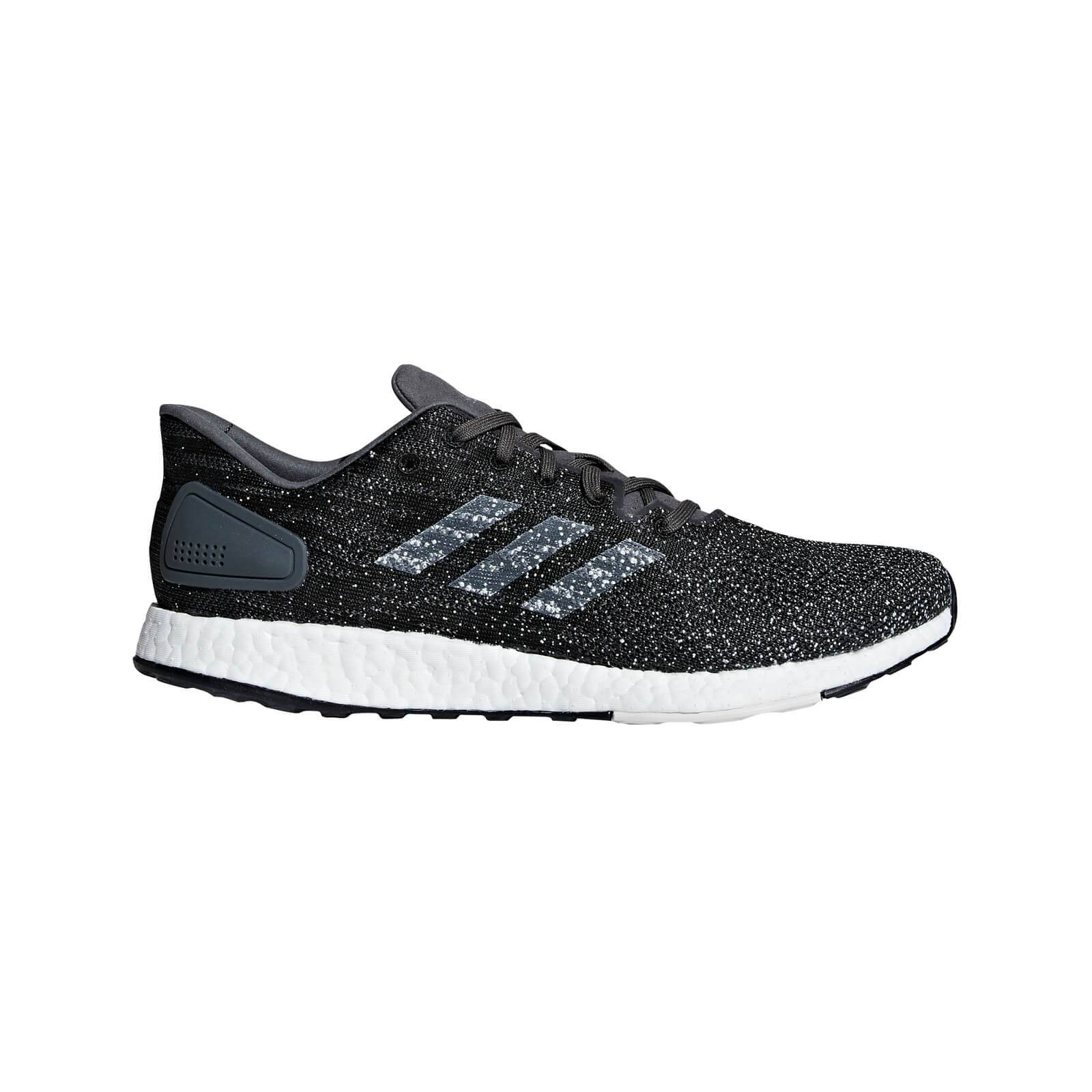 adidas Men's Pure Boost DPR Running Shoes - Grey Six - US 9/UK 8.5 - Grey