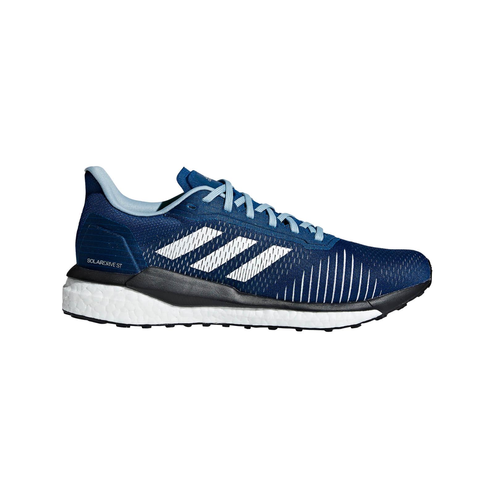 adidas Men's Solar Drive ST Running Shoes - Blue - US 8/UK 7.5 - Blue
