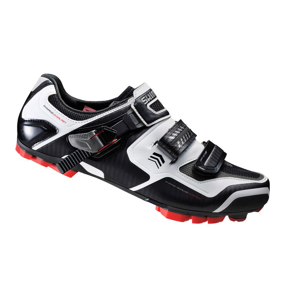 Shimano XC61 SPD Cycling Shoes - White - EUR 38 - White