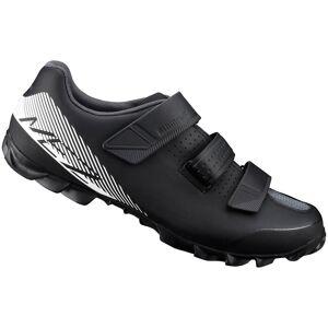 Shimano ME2 MTB Shoes - Black/White - UK 4/EU 38 - Black/White