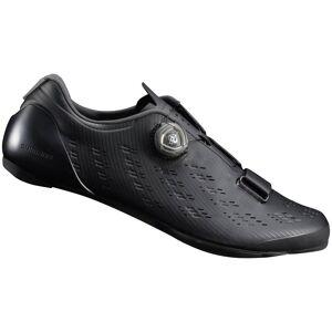 Shimano RP9 Road Shoes Carbon Sole - Black - EU 44 - Black