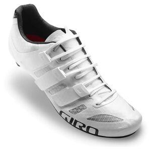 Giro Prolight Techlace Road Cycling Shoes - White - EU 46/UK 11 - White