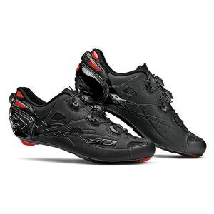 Sidi Shot Matt Road Shoes - Total Black - EU 44.5 - Total Black