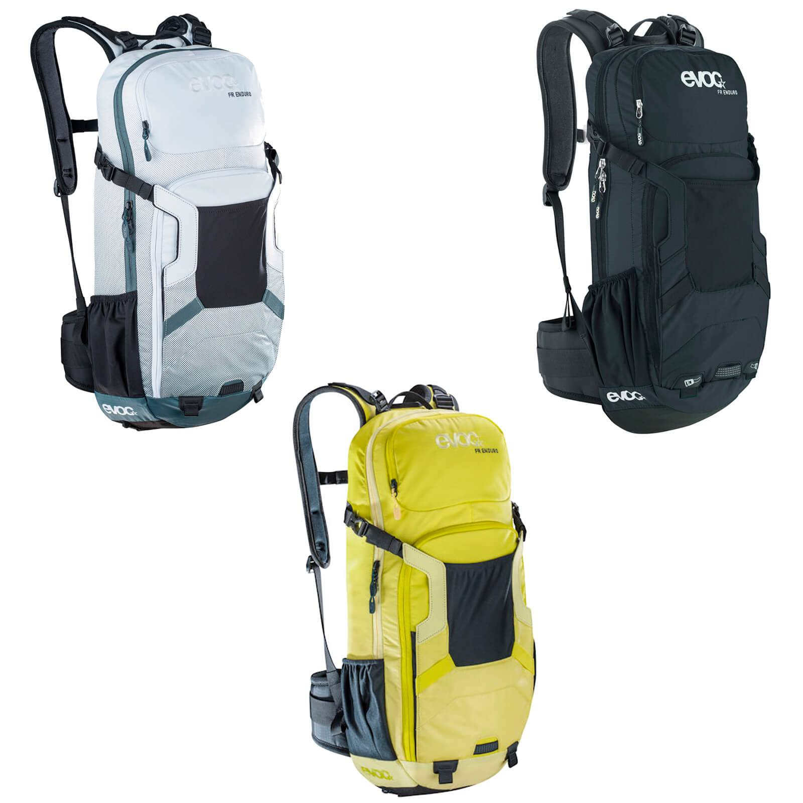 Evoc Protector FR Enduro 16L Backpack - S - Yellow