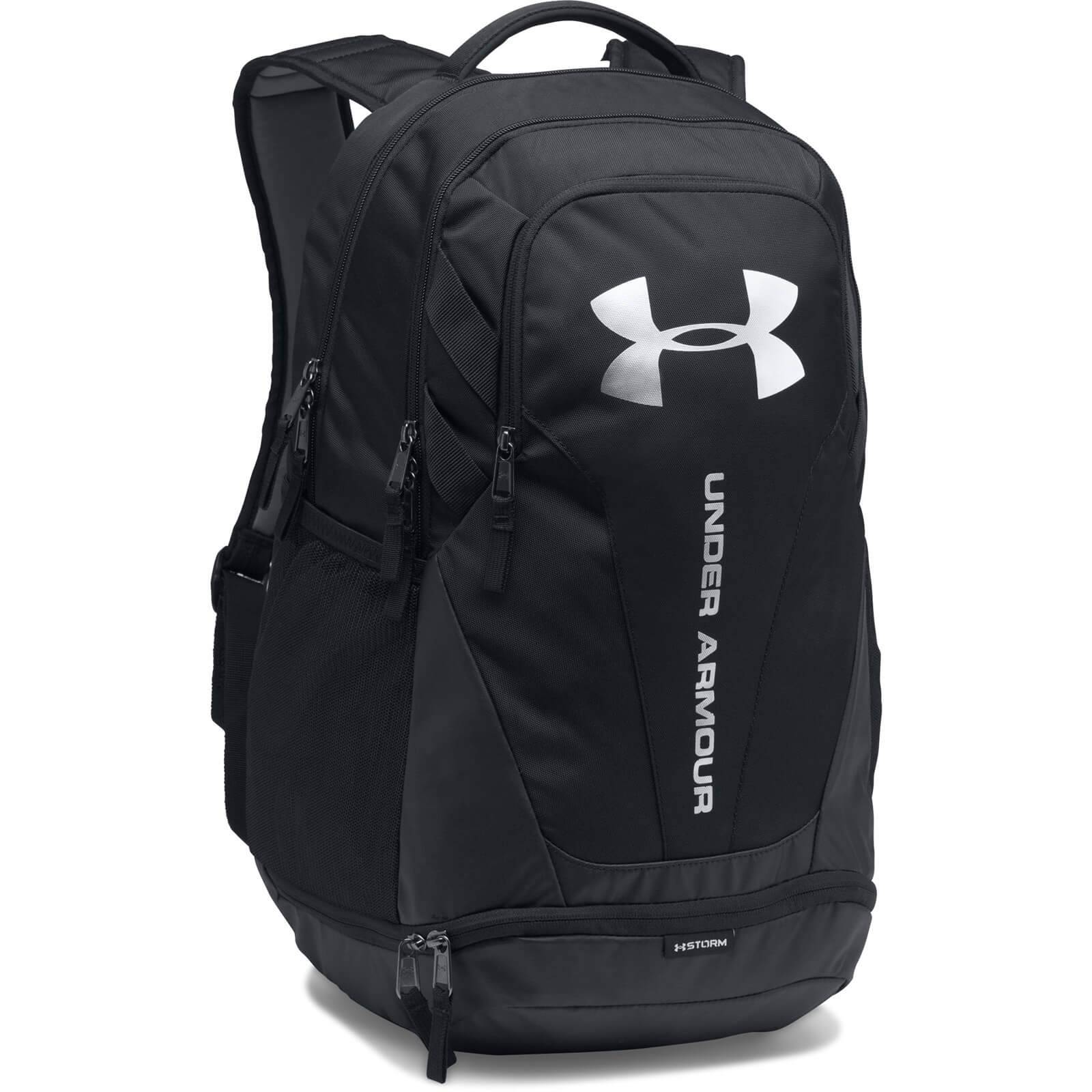 Under Armour Hustle Backpack - Black