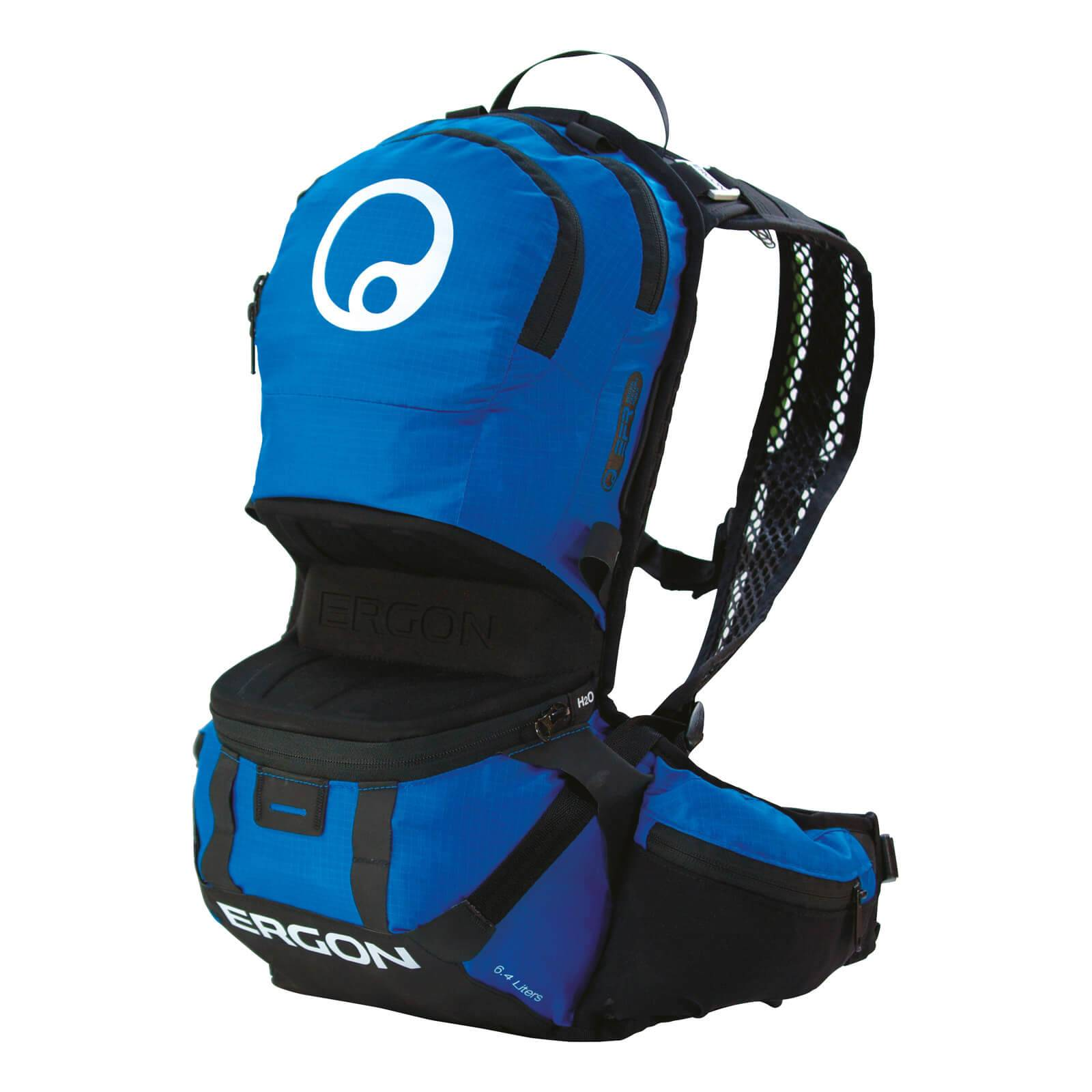 Ergon BE2 Enduro Backpack - L - Black/Blue