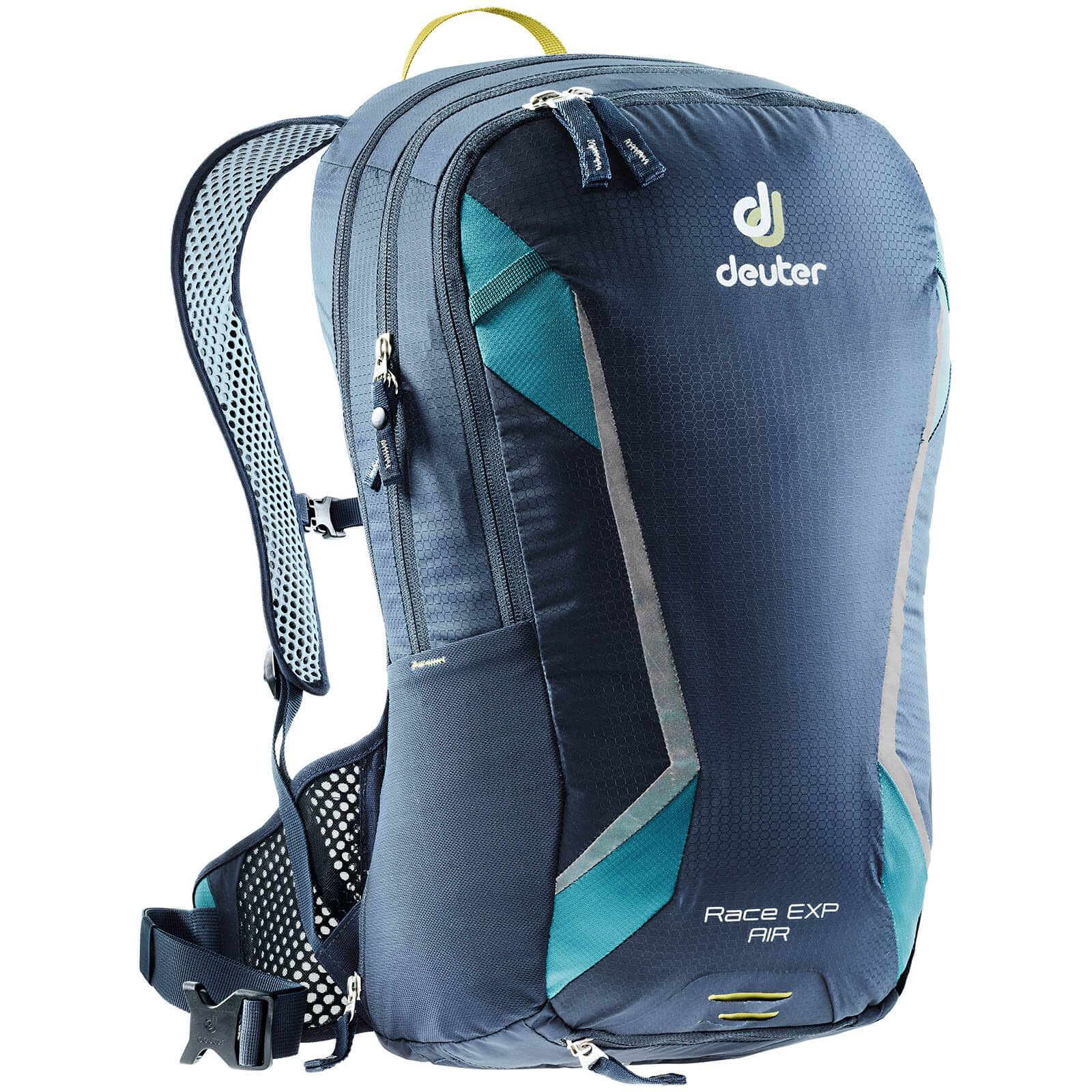 Deuter Race Exp Air 17L Backpack - Navy/Denim