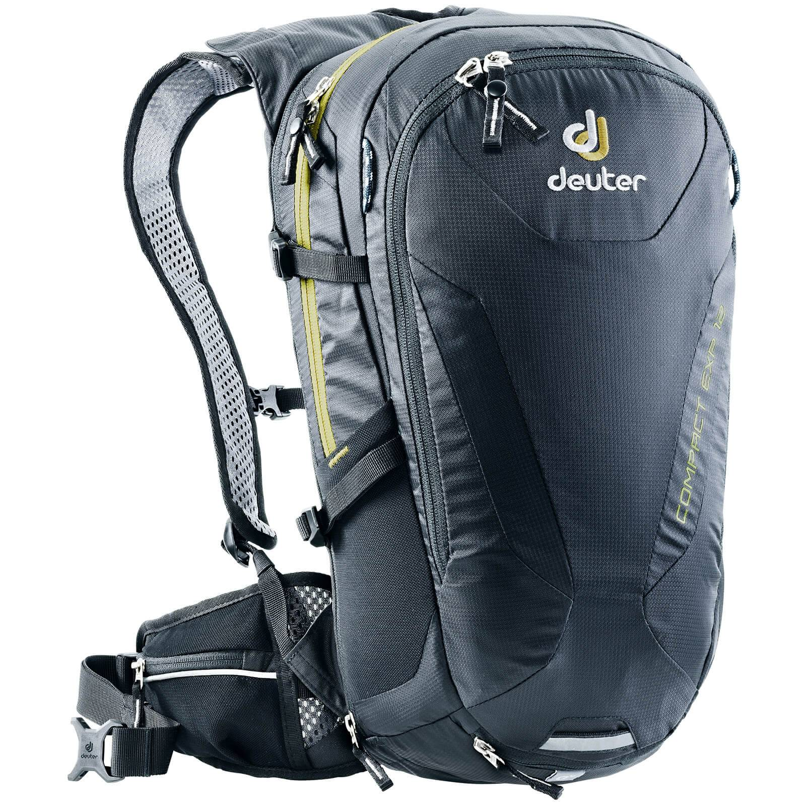 Deuter Compact Exp 10 SL 12.5L Backpack - Black