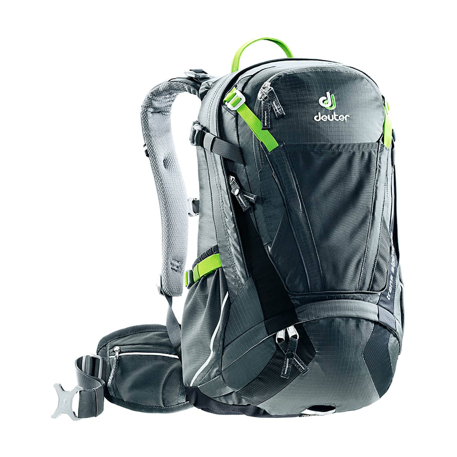 Deuter Trans Alpine 24L Backpack - Graphite/Black