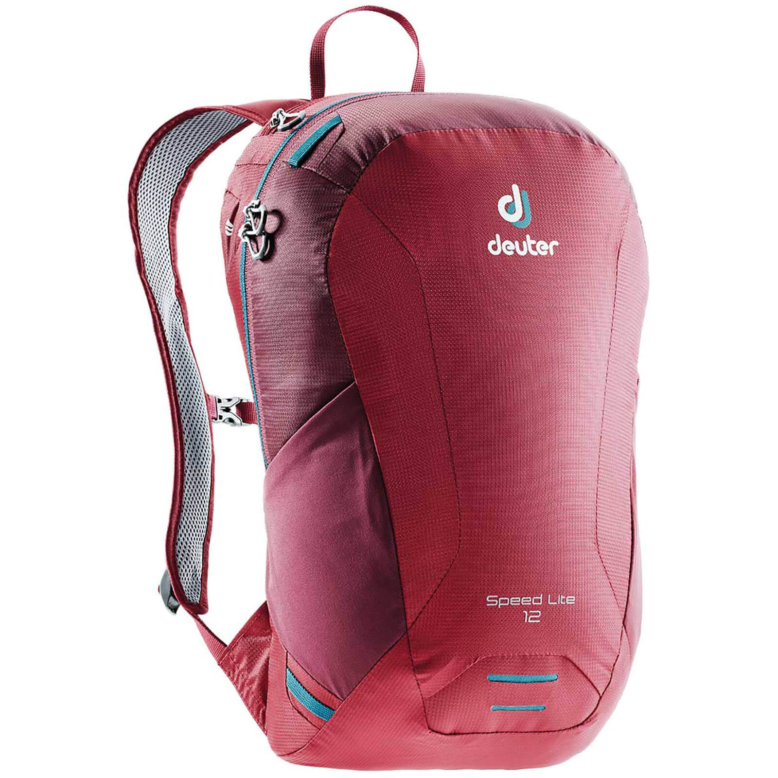 Deuter Speed Lite 12L Backpack - Cranberry/Maroon