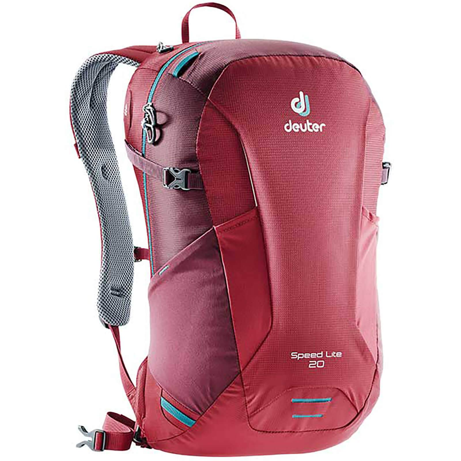 Deuter Speed Lite 20L Backpack - Cranberry/Maroon