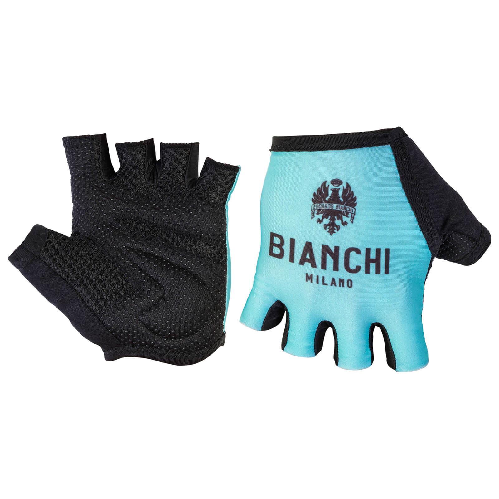 Bianchi Divor Gloves - XL - Celeste