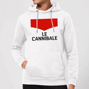 Summit Finish Le Cannibale Hoodie - White - XL - White