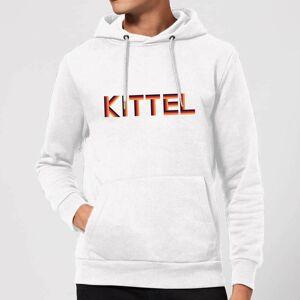Summit Finish Kittel - Rider Name Hoodie - White - M - White