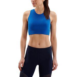 Skins DNAmic Women's Seamless Sports Bra - Royal - XS - Royal