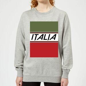 Summit Finish Italia Women's Sweatshirt - Grey - L - Grey