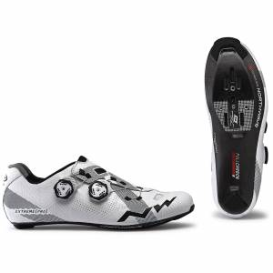 Northwave Extreme Pro Road Shoes - White - EU 42