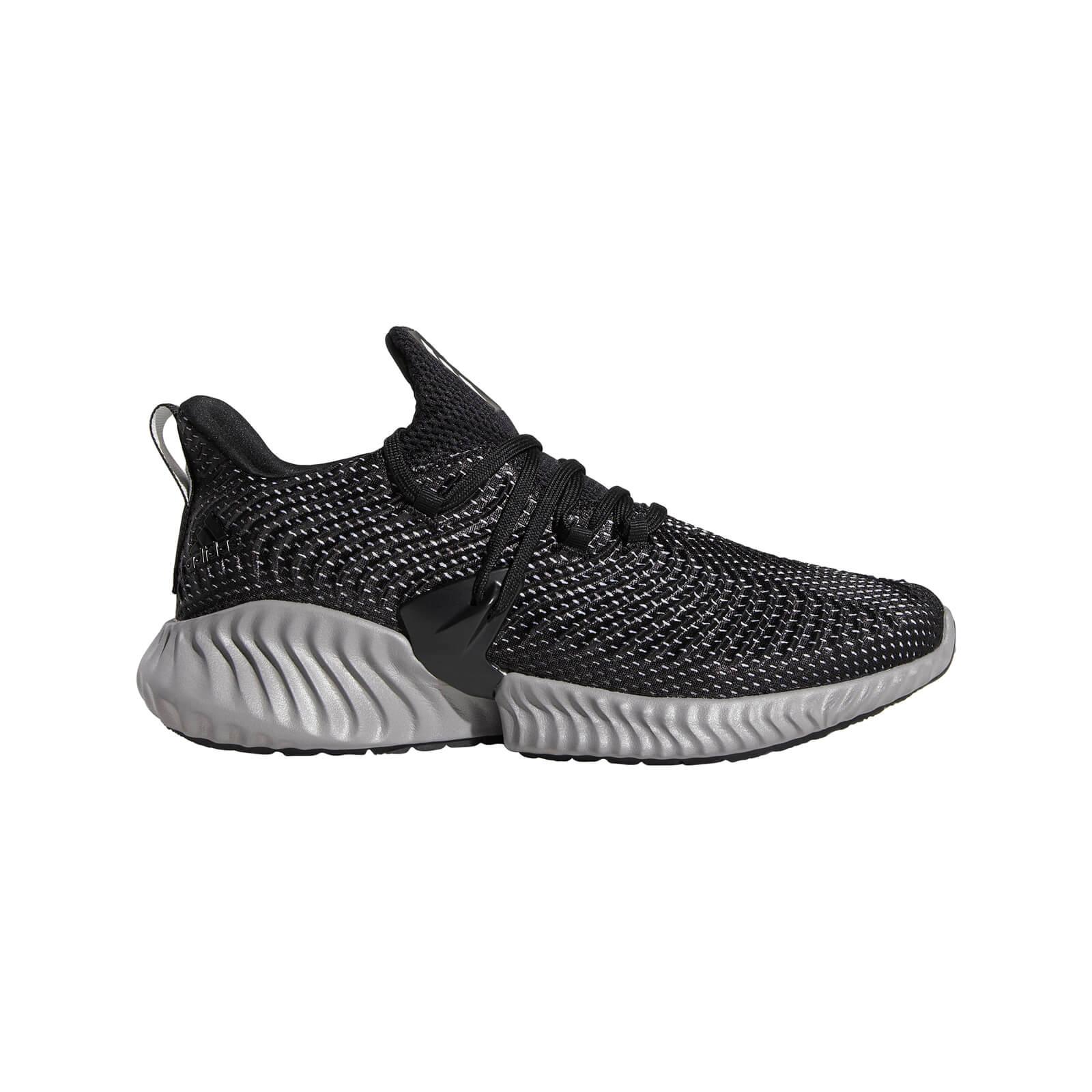 adidas Men's Alphabounce Instinct Running Shoes - Black - US 8/UK 7.5 - Black