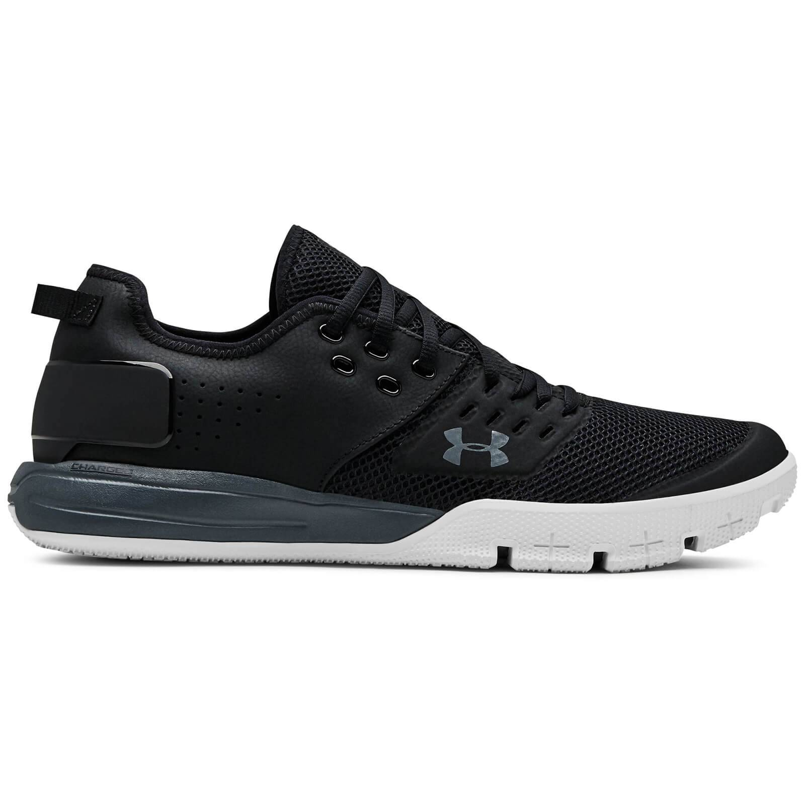 Under Armour Charged Ultimate 3.0 Training Shoes - US 8.5/UK 7.5 - Black