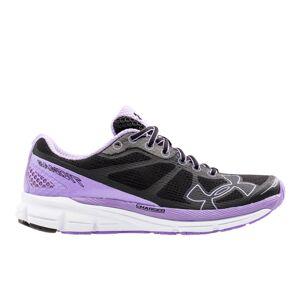 Under Armour Women's Charged Bandit Running Shoes - Black/White - US 5/UK 2.5 - Black/White