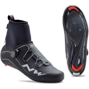 Northwave Flash Winter Boots - Black - UK 11/EU 45 - Black