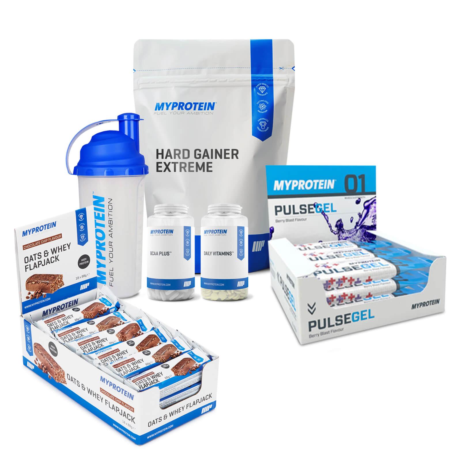 Myprotein Mass Gain & Bulking Bundle - Chocolate Peanut - Berry Blast - Chocolate Smooth