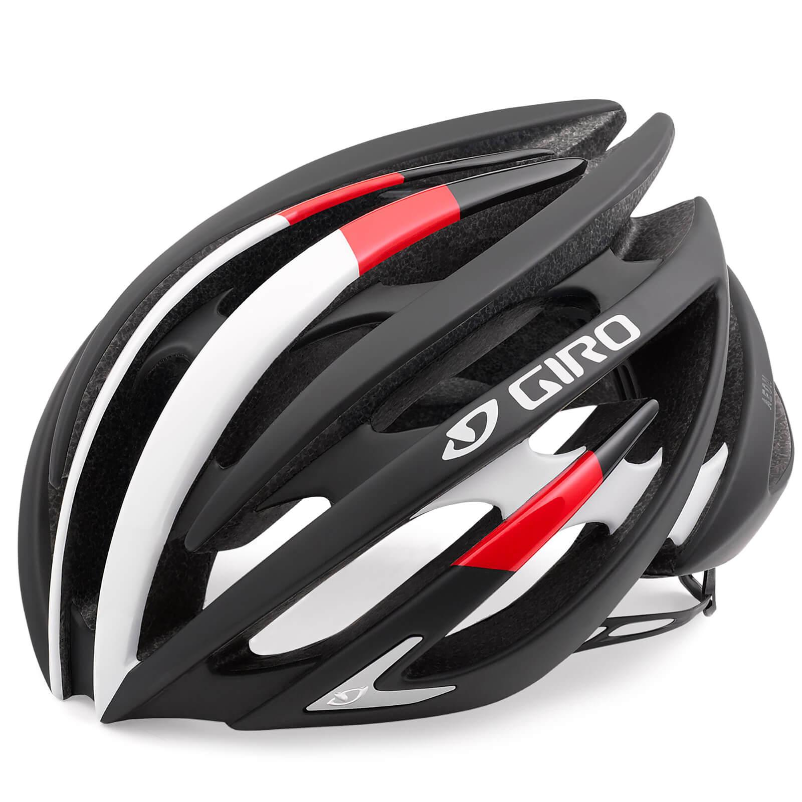 Giro Aeon Road Helmet - 2019 - S/51-55cm - Matt Black/Bright Red