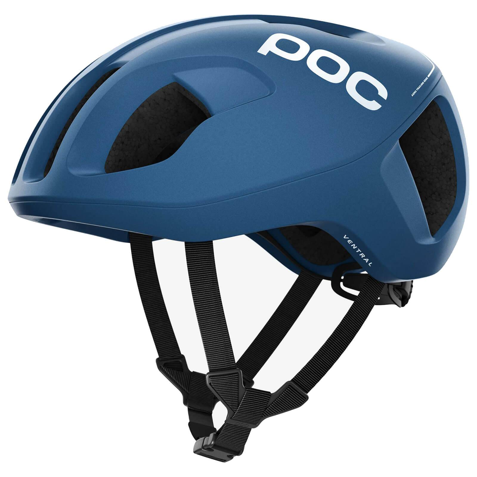 POC Ventral SPIN Helmet - M/54-60cm - Stibium Blue Matte