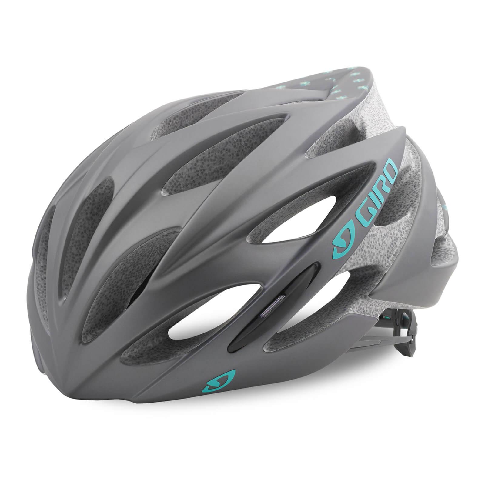 Giro Sonnet Women's Road Helmet - 2018 - S/51-55cm - Matt Titanium/Taos Dots